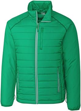 Cutter & Buck Kelly Green Barlow Pass Puffer Jacket - Men