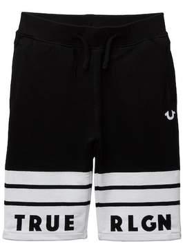 True Religion Sweat Shorts (Toddler & Little Boys)