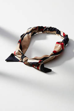 Anthropologie Geo Striped Headband
