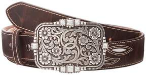 Ariat Cream Underlay Design Belt Women's Belts
