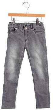 Bonpoint Boys' Mid-Rise Skinny Jeans