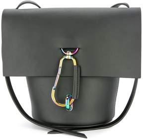 Zac Posen Belay flap crossbody bag