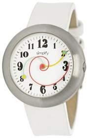 Simplify Men's The 2700 Quartz Watch.