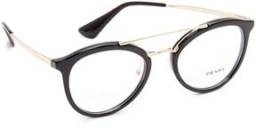Prada Brow Bar Glasses