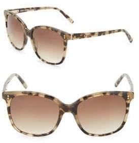 Bobbi Brown 54mm Whitner Wayfarer Sunglasses