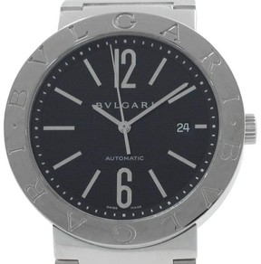 Bulgari BB42SS Stainless Steel Quartz 42mm Mens Watch