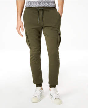 American Rag Men's Knit Cargo Jogger Pants, Created for Macy's