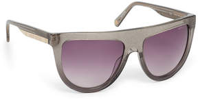 Henri Bendel Bella Flat Top Sunglasses