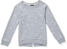 Nautica Little Girls' Anchor & Heart Sweatshirt (4-7)