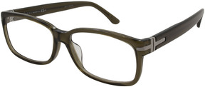 Gucci Men's Gg 1064 57Mm Optical Frames