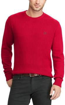 Chaps Men's Classic-Fit Thermal Crewneck Sweater