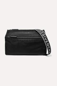 Givenchy Pandora Mini Shell Shoulder Bag - Black