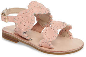 Jack Rogers Little Miss Lauren Sandal (Walker & Toddler)