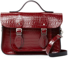 The Cambridge Satchel Company Women's Embossed Leather Batchel Bag
