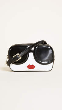 Alice + Olivia Fanny Stace Face Cross Body Bag