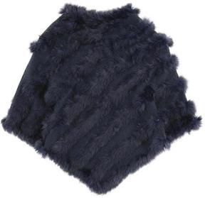 Derhy Kids Fur poncho