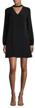 Cynthia Steffe Choker Shift Dress