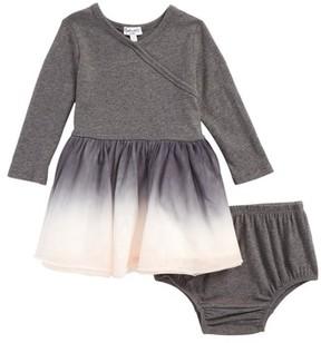 Splendid Infant Girl's Dip Dye Tulle Dress