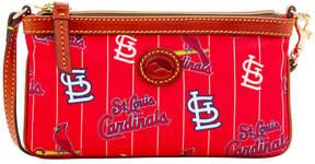 Dooney & Bourke St. Louis Cardinals Nylon Wristlet