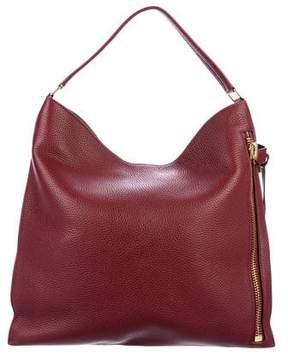 Tom Ford Grained Leather Alix Shoulder Bag