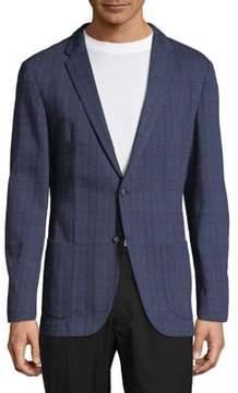 Strellson Maddock Stretch Wool Blazer