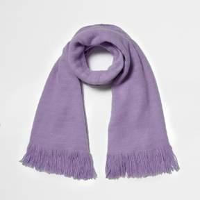 River Island Womens Light purple blanket scarf