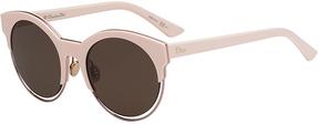 Safilo USA Dior Sideral 1 Round Sunglasses