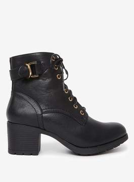 Dorothy Perkins Black 'Monika' Heeled Ankle Boots
