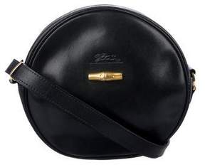 Longchamp Round Roseau Bag - BLACK - STYLE