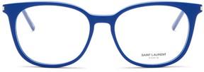 Saint Laurent Women's Round Acetate Optical Frames