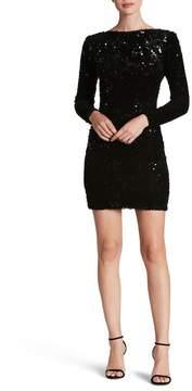 Dress the Population Lola Sequin Body-Con Dress