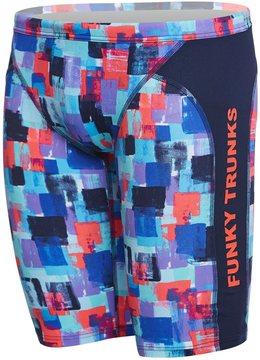 Funky Trunks Men's Vincent Van Funk Jammer Swimsuit 8162924