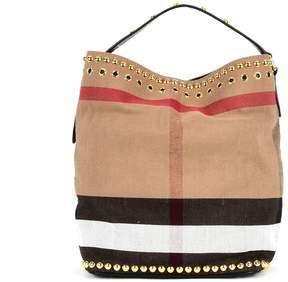 Burberry Handbag Ashby - BROWN - STYLE