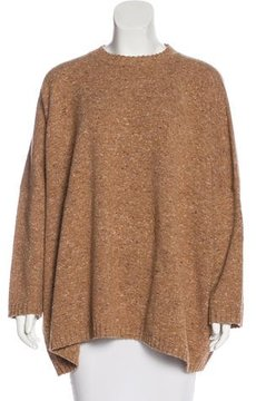 eskandar Wool & Cashmere-Blend Oversize Sweater