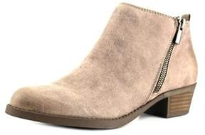 Carlos by Carlos Santana Brianne Round Toe Suede Ankle Boot.