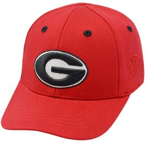 Top of the World Infant Georgia Bulldogs Cub One-Fit Cap