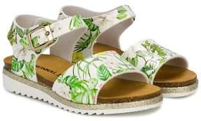 MonnaLisa open toe sandals