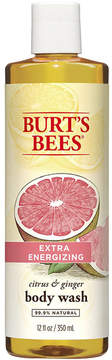 Citrus & Ginger Root Body Wash by Burt's Bees (12oz Shower Gel)