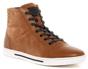 Kenneth Cole Reaction Fence Around High Top Sneaker