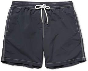Hartford Slim-Fit Mid-Length Swim Shorts
