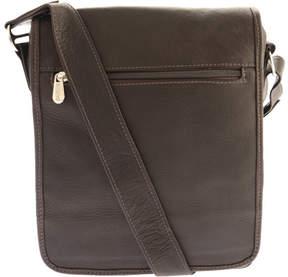 Piel Leather iPad/Tablet Shoulder Bag 3014