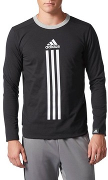 adidas Men's Id Long Sleeve Performance T-Shirt