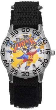 Disney Disney's Mickey Mouse We're All Super Boys' Time Teacher Watch