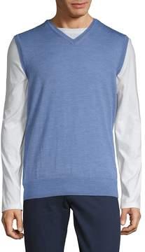 Orlebar Brown Men's Merino Wool Vest