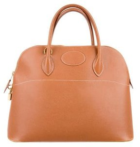 Hermes Courchevel Bolide 35 - BROWN - STYLE