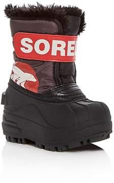 Sorel Boys' Snow Commander Boots - Baby, Walker