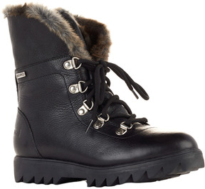 Cougar Women's Zag Waterproof Leather Boot