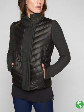 Athleta Responsible Down Sweater Jacket