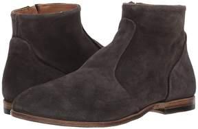 Eleventy Suede Side Zip Boot Men's Boots