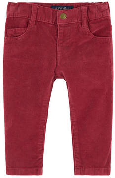 Mayoral Boy slim fit corduroy pants